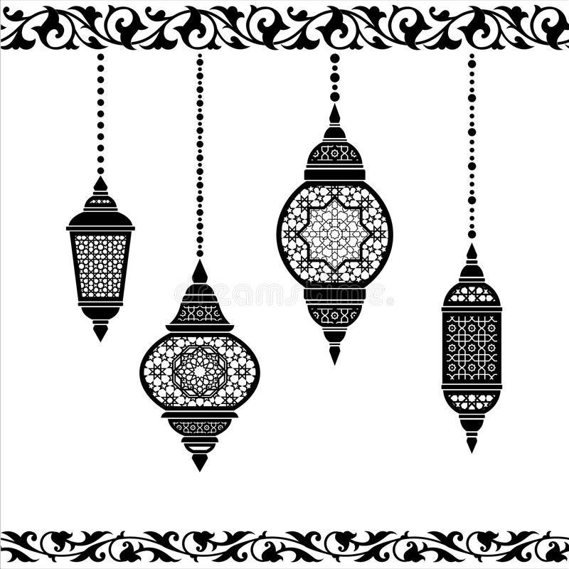 Pin By Danielle Cummins On Boho In 2020 Ramadan Lantern Greeting Card Template Card Template