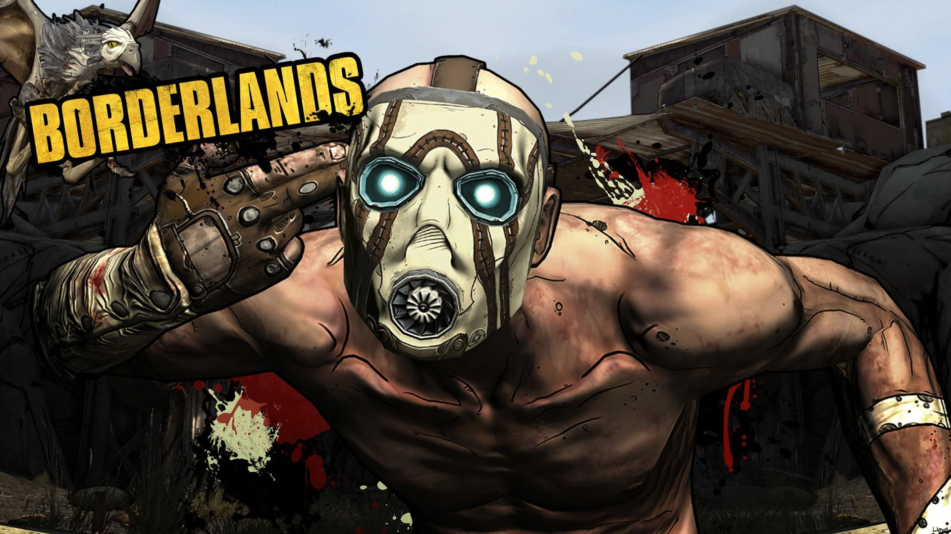 BorderLands Sledge Wallpapers