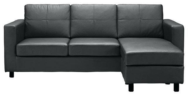Comfortable leather sofa small room Images awesome leather ...