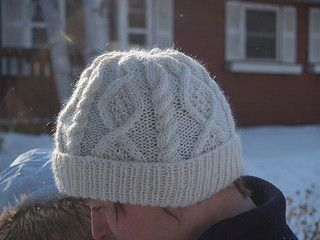 Transsiberian hat by Madtown mama - free