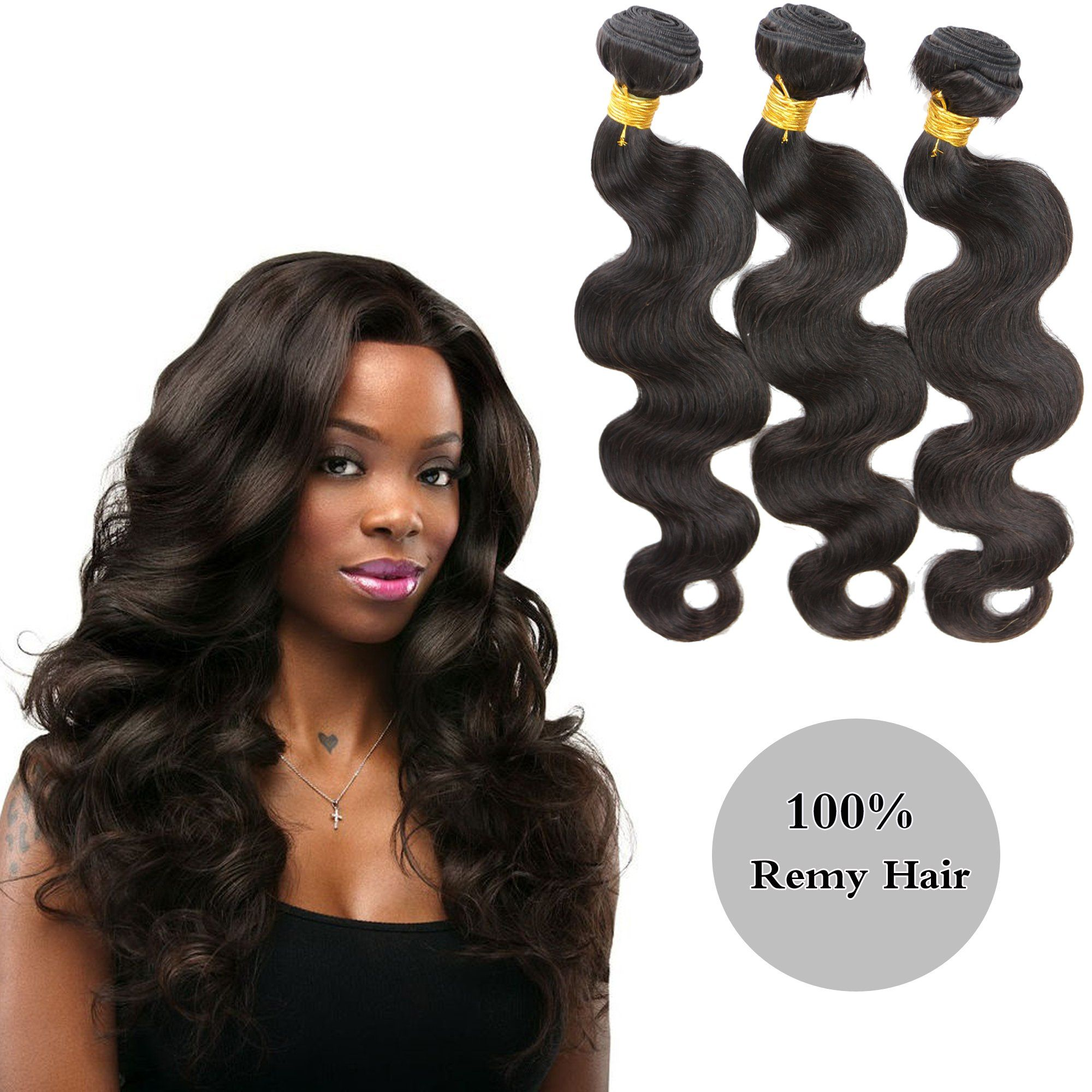 Dreambeauty Best Human Hair Weave Unprocessed Brazilian Hair