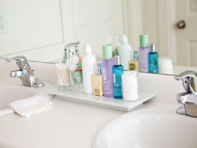 Bathroom Organization Ideas Bathroom Counter Organization Counter Organization Bathroom Organization
