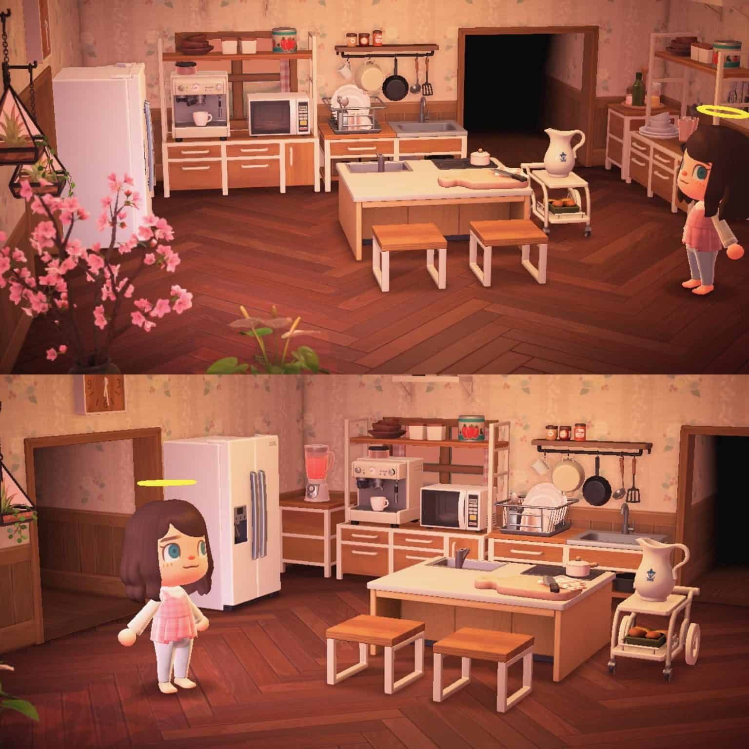 Pin on Animal crossing on Animal Crossing Ironwood Kitchen  id=39640