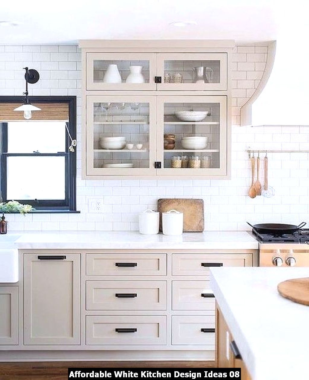 Affordable White Kitchen Design Ideas Kitchen Design New Kitchen Cabinets Home Decor Kitchen