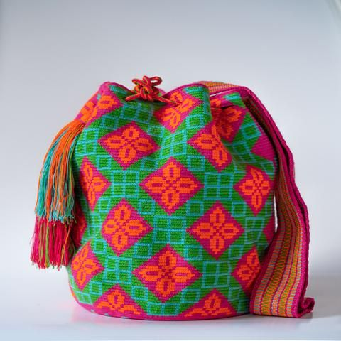 Photo of Original Wayuu Bags of One Thread Hebra – Fine Mochila Bags | Hermosa