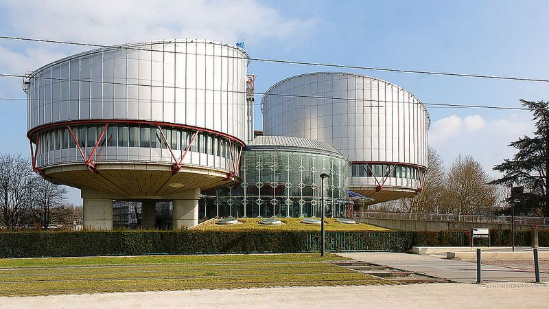 European Court Of Human Rights Strasbourg France Architecture Greece Today Human Rights Law
