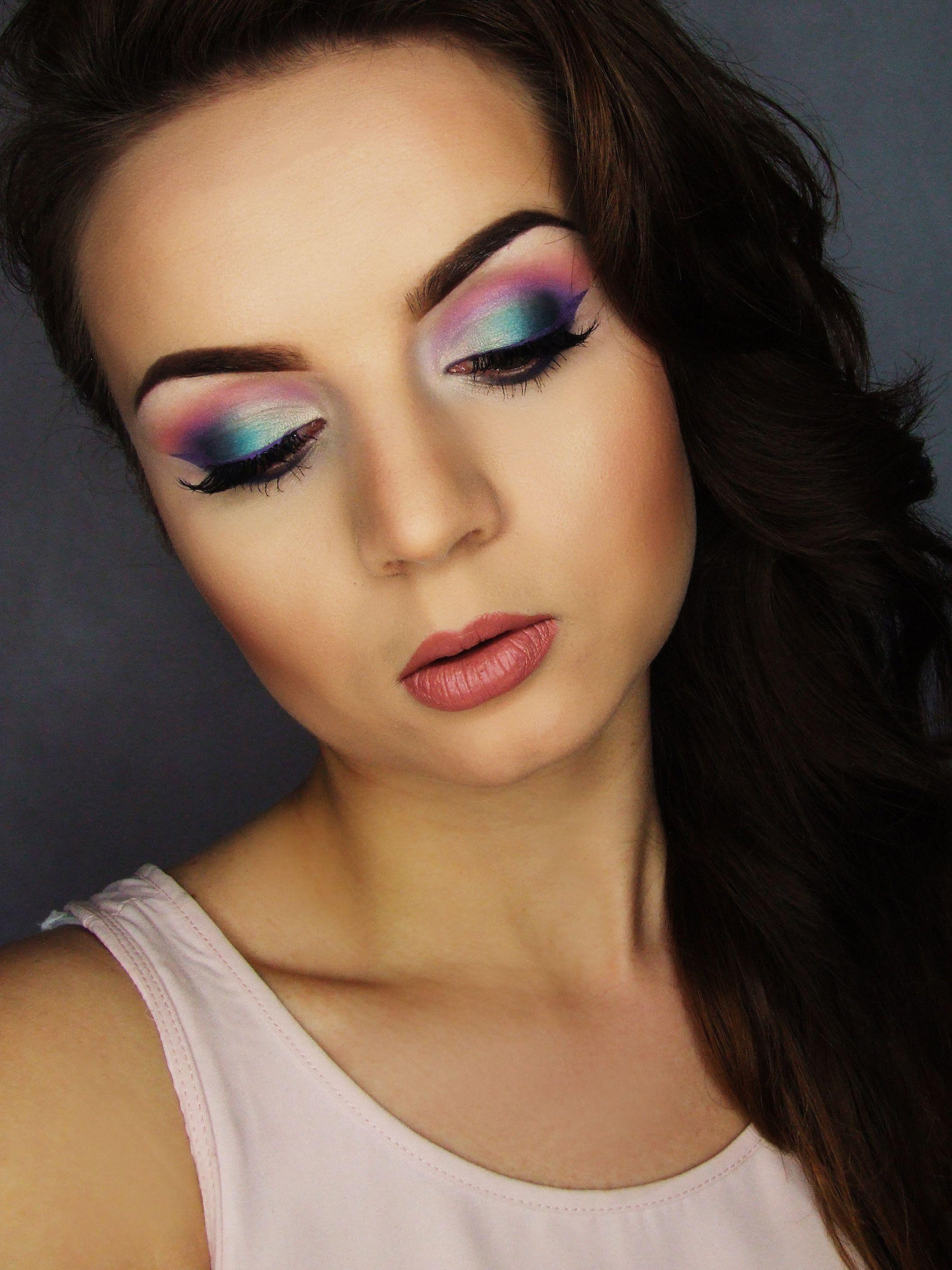 tropical makeup Idea Gallery Makeup Geek Tropical