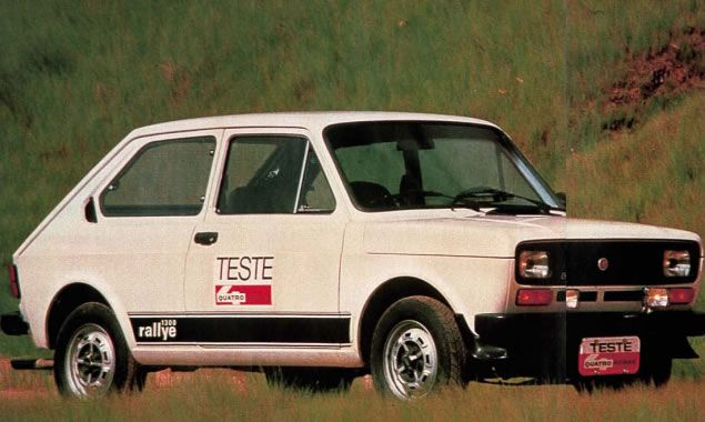 Fiat 147 Rallye Carros Nacionais E Carros