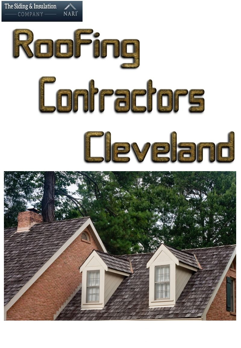 The Siding Insulation Company Approaches The Roofing In Cleveland And Northeast Ohio With The Same Precision Sp Insulated Siding Roofing Contractors Roofing