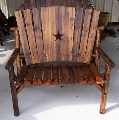 Rustic Western Patio Furniture