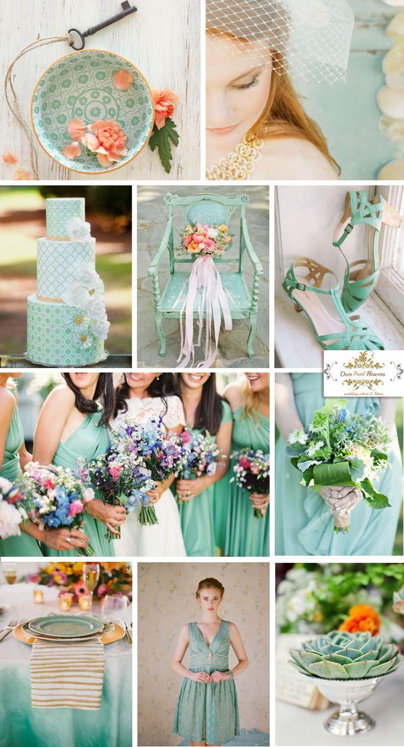 Pantone Top 10 Wedding Color Ideas For Spring 2015 Bridal