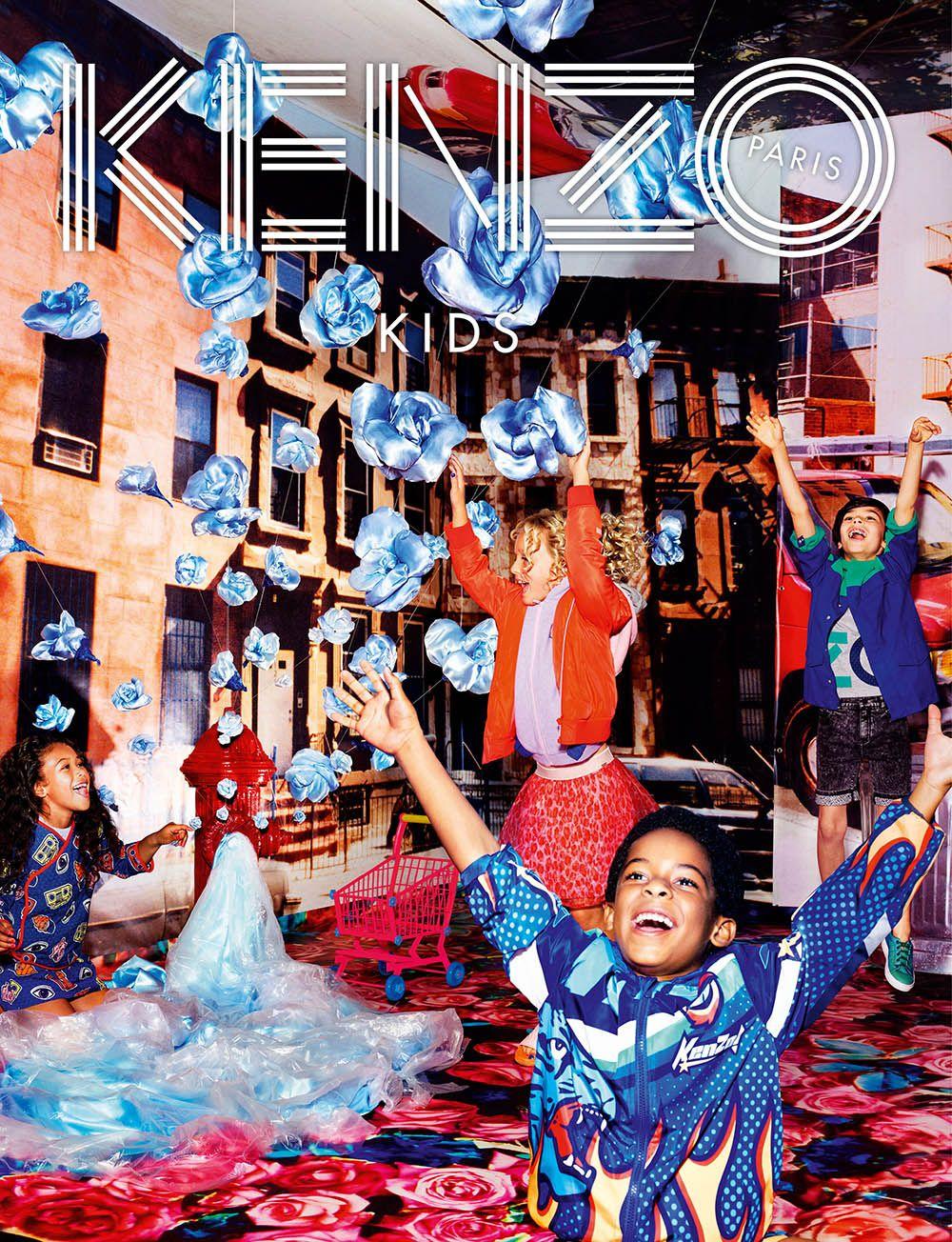 943f52da8 Kenzo Spring/Summer 2019 Campaign | Brand | Spring summer、Kenzo 和 ...