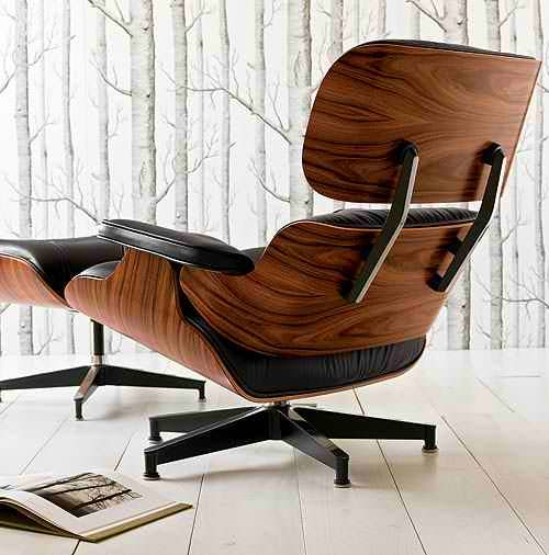 Brilliant Eames Lounge Chair And Ottoman Interior Eames Dailytribune Chair Design For Home Dailytribuneorg