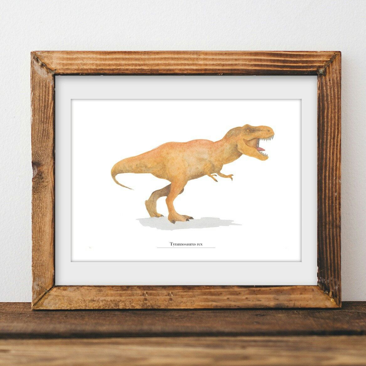 Kunstdruck Kinderzimmer Brand New Print Which Is Perfect For Kids That Love Dinos