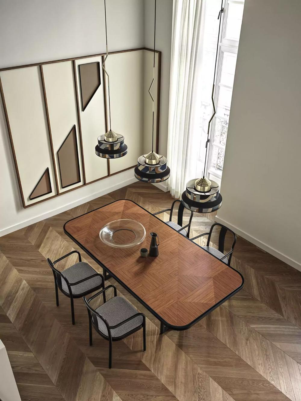 27+ Elegant dining table wood vienna Inspiration