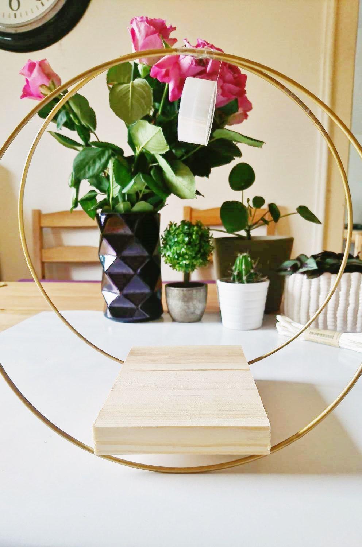 Hoch hinaus: DIY Pflanzentablett   Julia to the Fullest