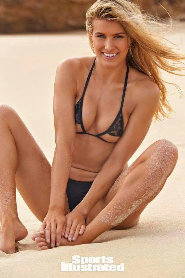 Genie Bouchard | Sports And Sports Celebs | Si swimsuit ...