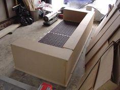 Contruya su propio sofá