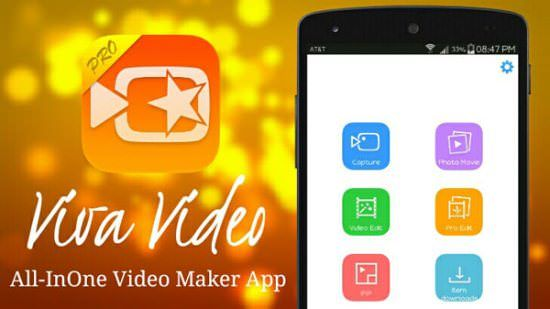 VivaVideo PRO Video Editor HD 7.14.0 Apk Mod Video app