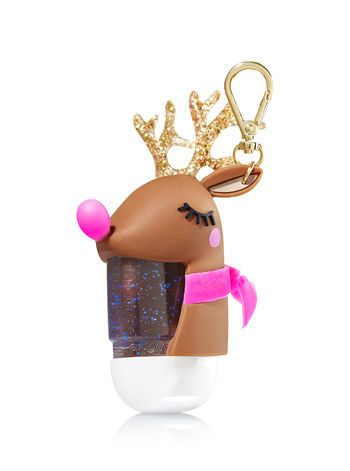 Reindeer Light Up Pocketbac Holder Bath And Bodyworks Bath And
