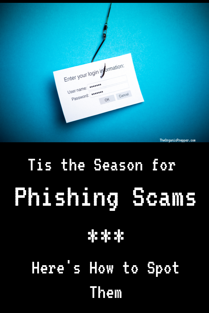 Tis The Season For Phishing Scams Here S How To Spot Them