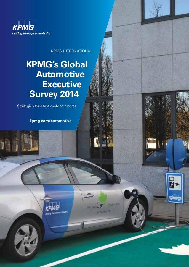 Global Automotive Executive Survey 2014