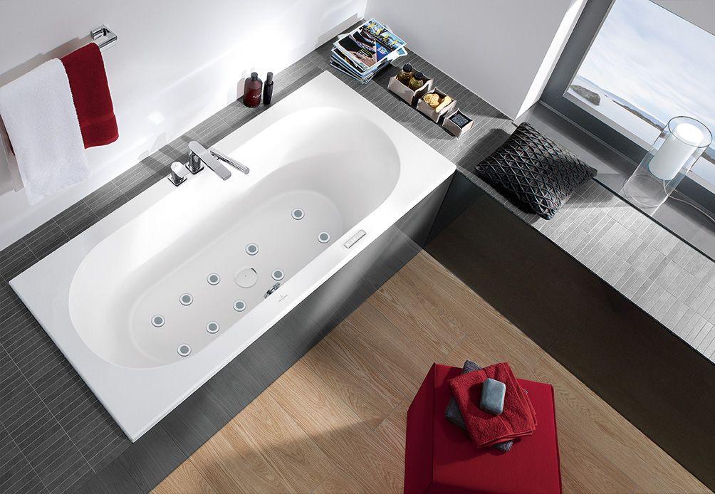 Whirlpool Baden Badkamer : Villeroy boch whirlpool baden product in beeld startpagina