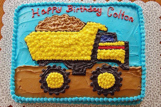 Photo of Truck cake