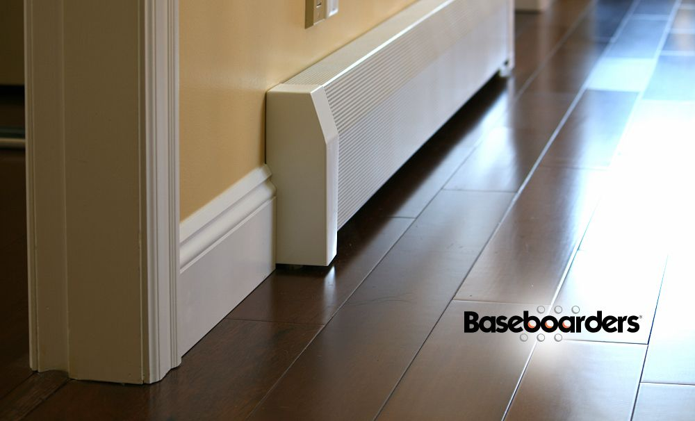 Do It Yourself Home Décor. Easy To Install Baseboard