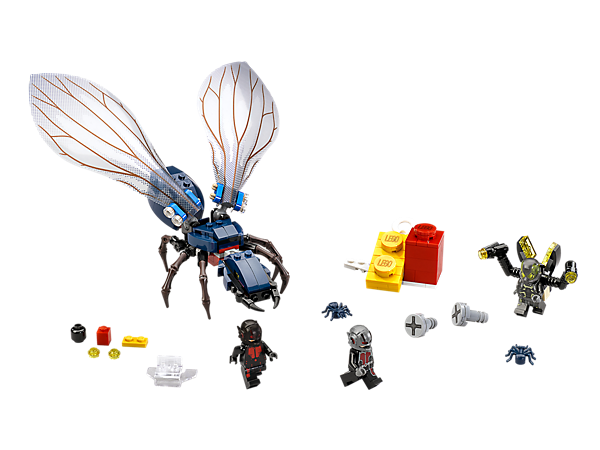 Capture Yellowjacket In The Flying Ants Pincers Stuff I Want For