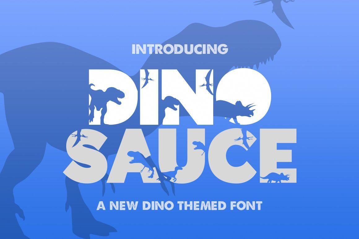 Dinosauce #prehistoriccreatures
