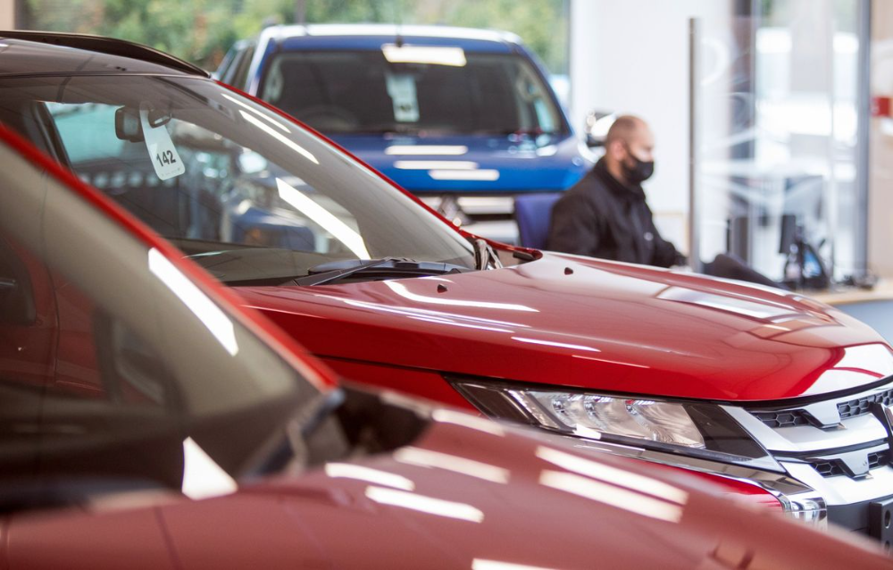 U K Car Sales Fall Most In Five Months As Lockdown Hits Dealers New Cars For Sale Cars For Sale K Car