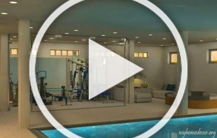 Trendy Fitness Gym Interior Indoor Pools Ideas #fitness