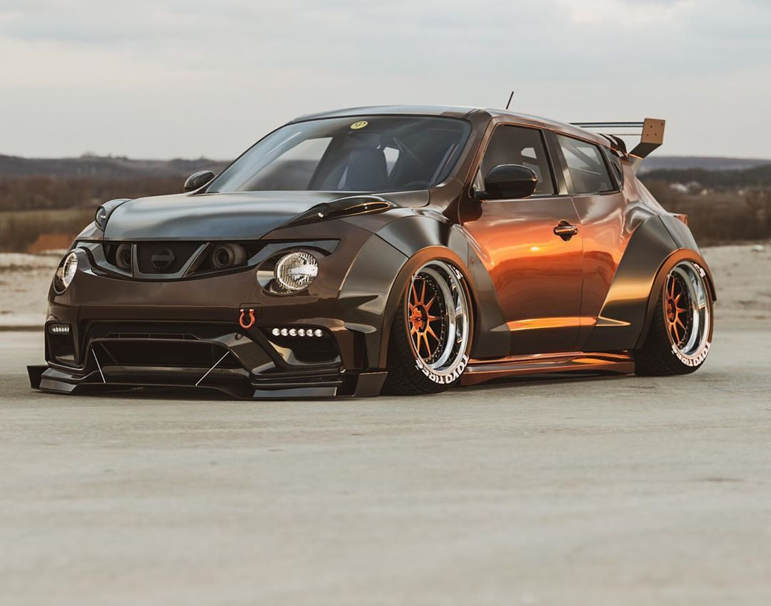Maxpeedingrods Coilovers Great Value Coilovers Boost And Camber Nissan Juke Nissan Coilovers