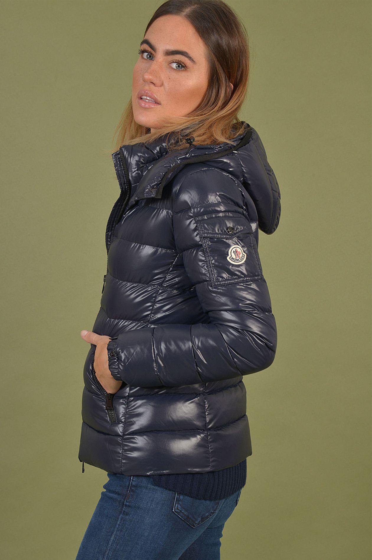 low priced 744fa 3f7bf Daunenjacke BADY in Marine | Moncler | Moncler, Winter ...