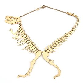 Giant Dinosaur Necklace