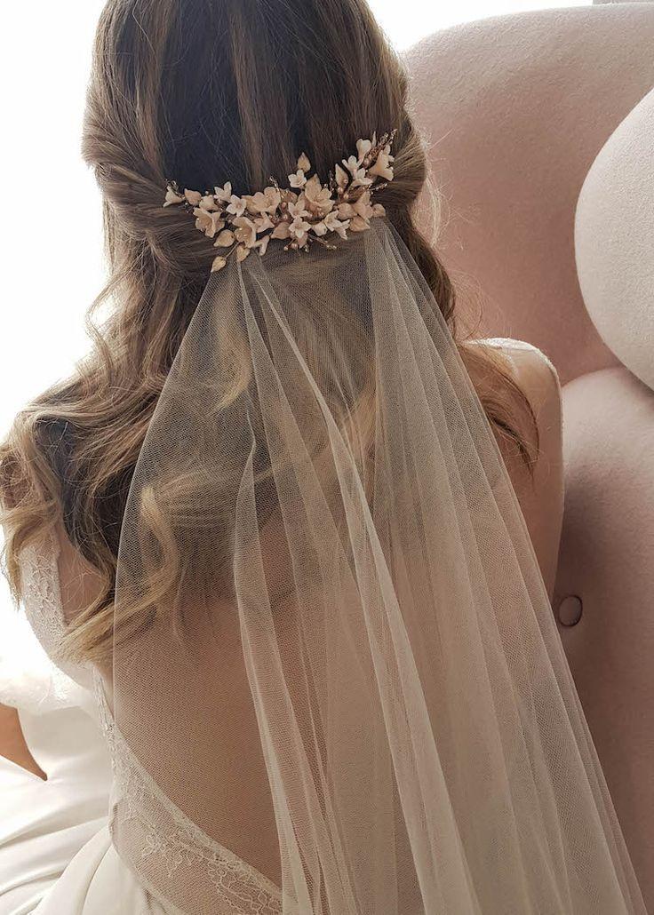 Tagträumer   erröten Hochzeit Kopfschmuck – Pinterest Blog