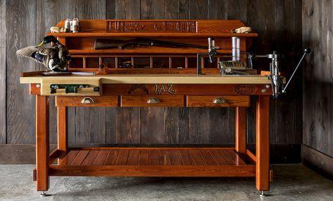 Stupendous Workbench Workbench Accessories Garage Workbench Made Creativecarmelina Interior Chair Design Creativecarmelinacom