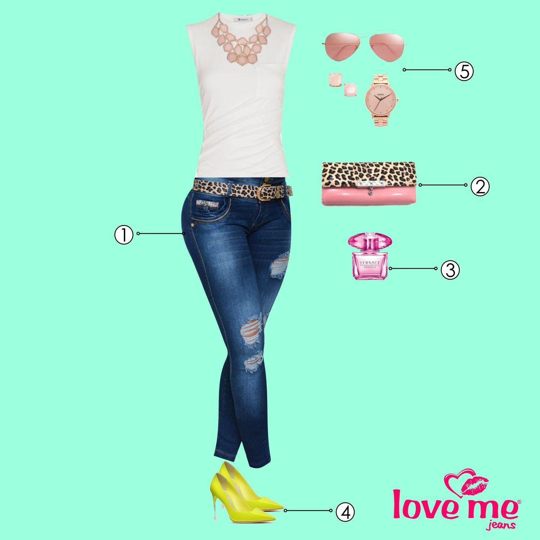¿Estar guapa? 5 imprescindibles de la semana. 1. Unos Love Me jeans  2. Un clutch (cartera mini)  3. Un buen perfume 4. Unos pumps (tacón de punta) 5. unos accesorios llamativos.