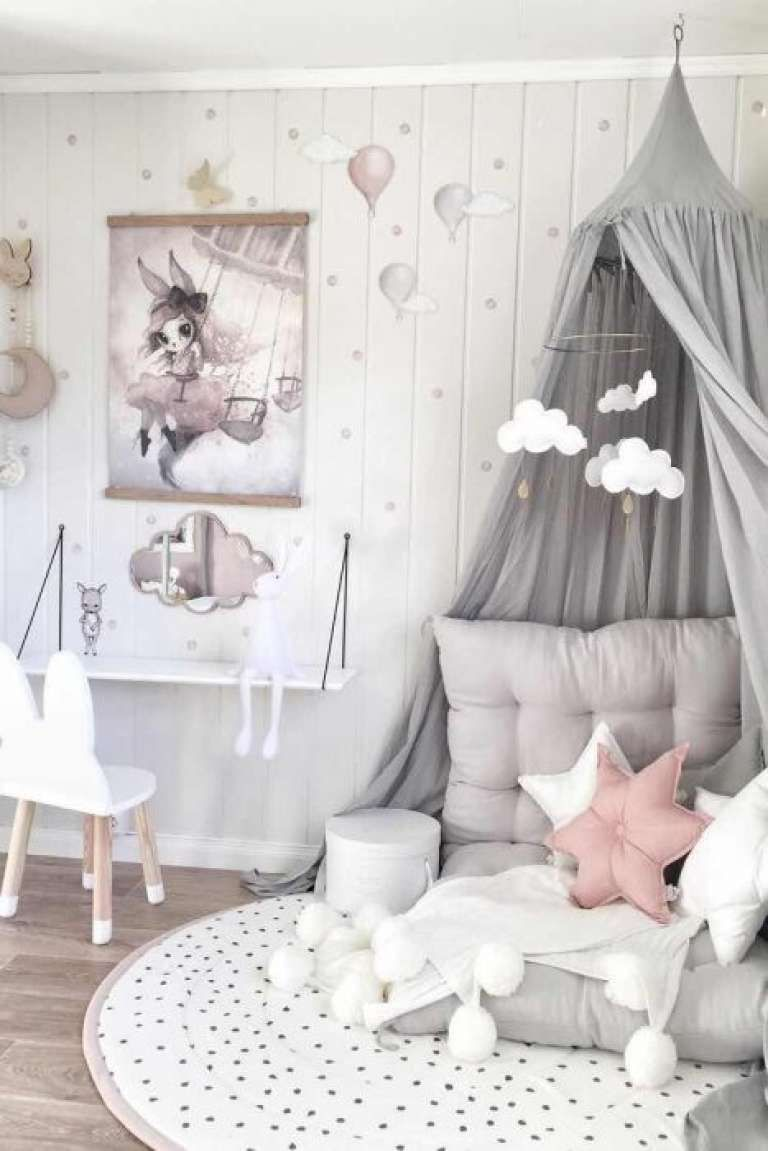39 Increibles Cuartos De Ninas Modernos 2020 Decoracion Dormitorio Nina Decorar Habitacion Ninos Decoracion Habitacion Bebe