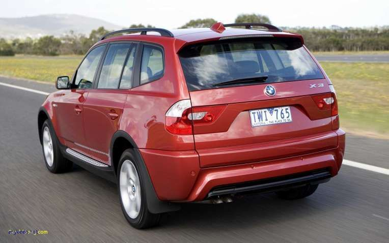 Luxury 2008 Bmw X3 Red Bmw X3 New Cars Car Wallpapers
