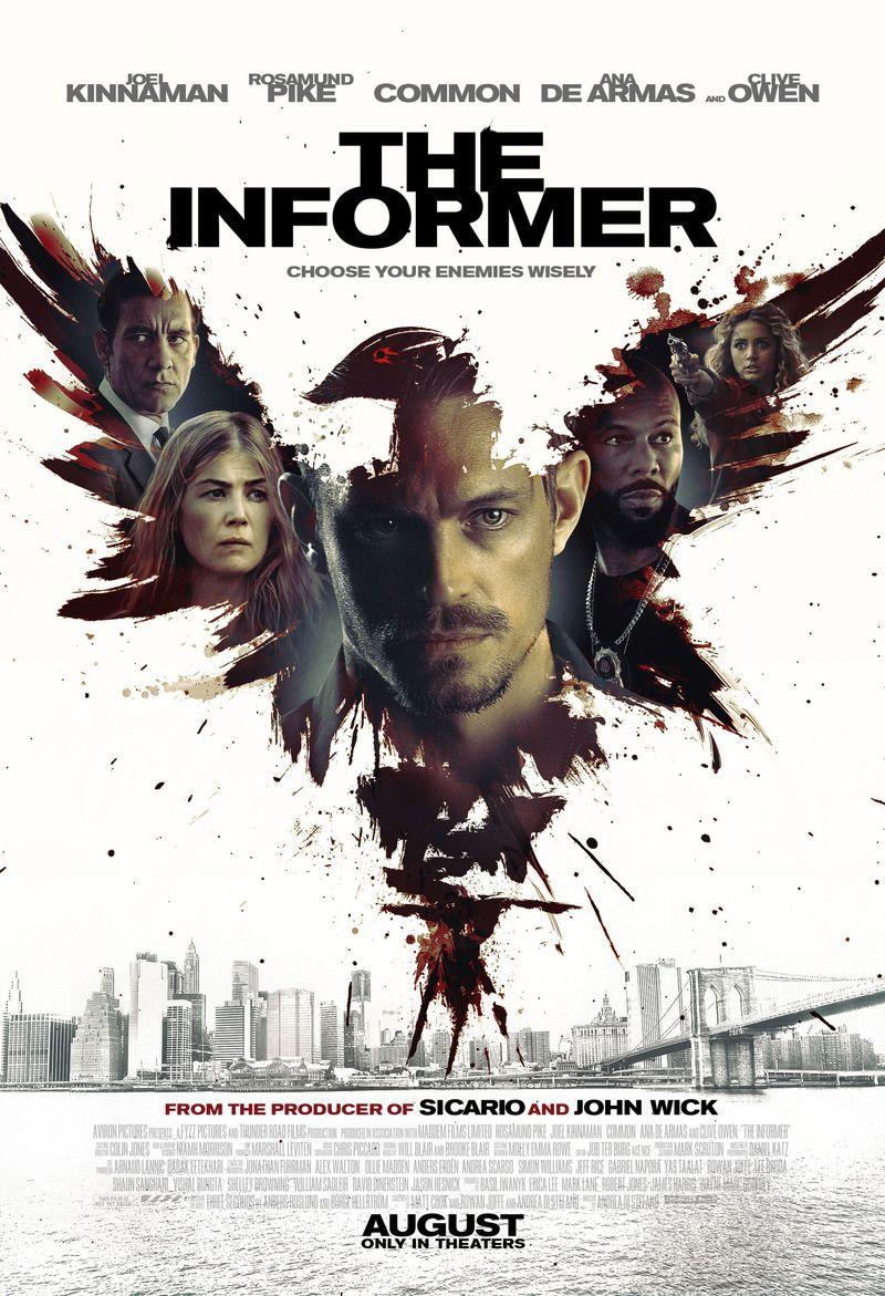The Informer Hd Filme Ganze Filme Filme Anschauen