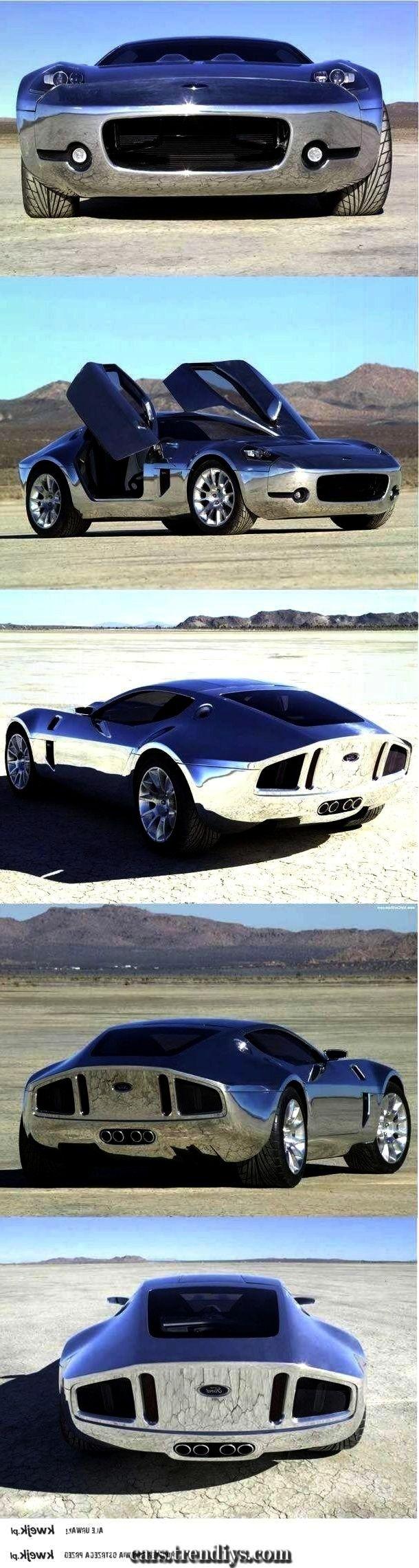Ford Shelby GR-1 Konzeptauto. Baue es !!! Fords Auskunft hinaus die Sting ...  Spektakulär Dies Fo