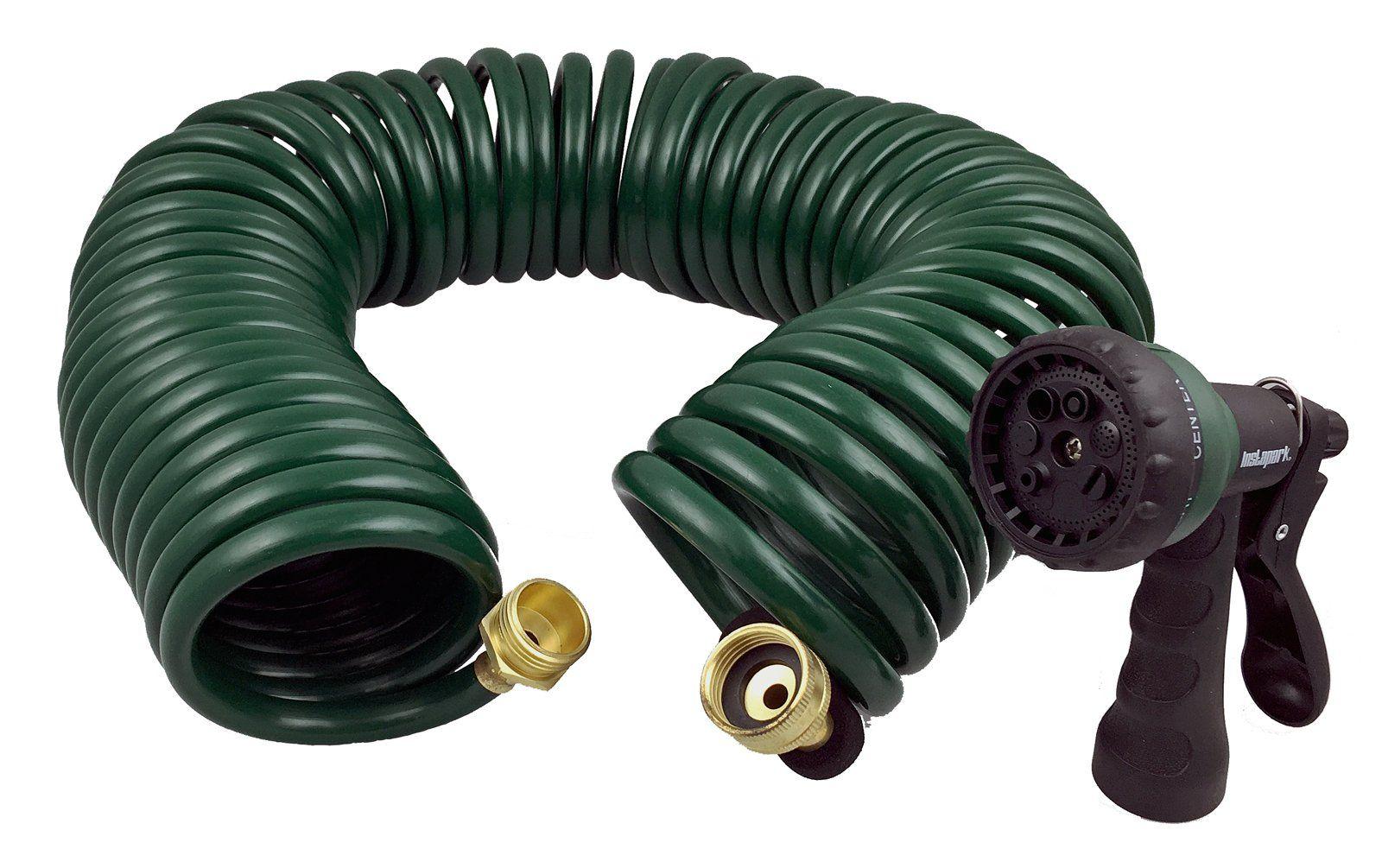 Instapark GHN06 HeavyDuty EVA Recoil Garden Hose with