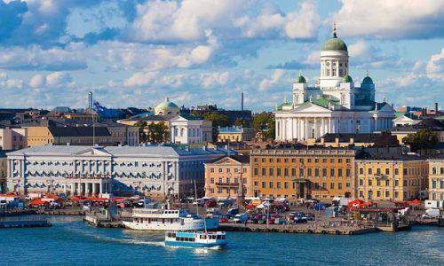 Bourses CIMO de la Finlande