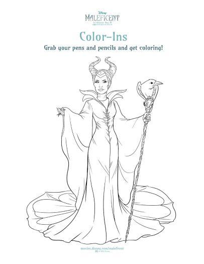 Disney Maleficent Printable Coloring Sheet Sweeps4bloggers Disney Coloring Pages Fairy Coloring Pages Fairy Coloring