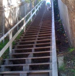 Santa Monica Stairs Workout Gym Gymga Santa Monica Stairs Stairs Workout Stair Workout Gym