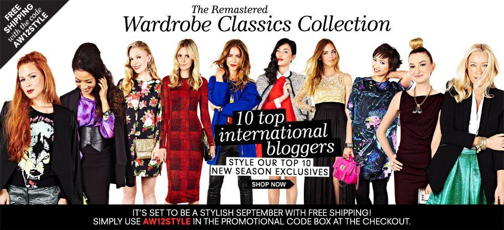 my-wardrobe.com - AW12 - Luxury Womens & Mens Designer Fashion