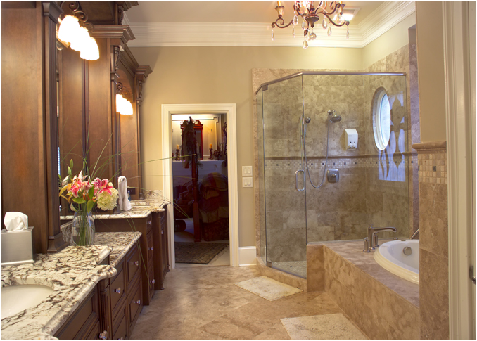 31 Beautiful Traditional Bathroom Design | Traditional ...