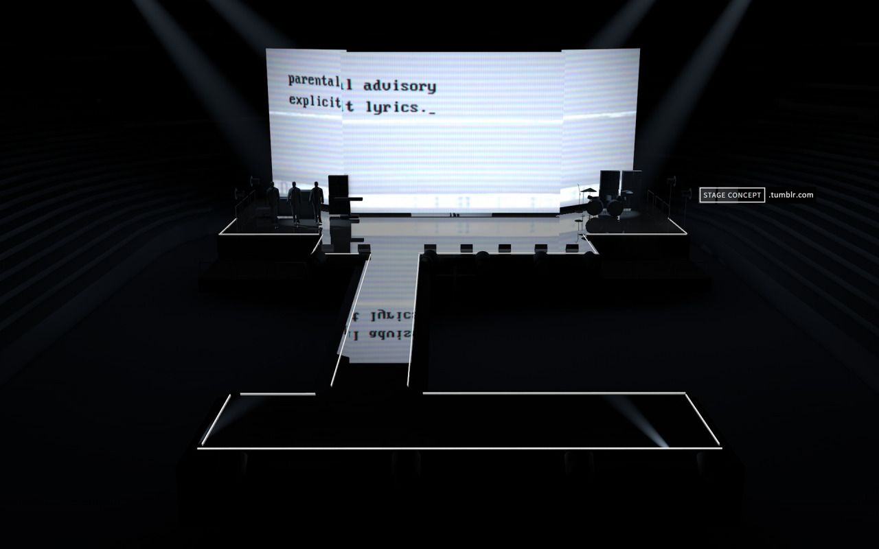 Formation Home Staging Montpellier beyoncé the formation world tour stage | the formation world